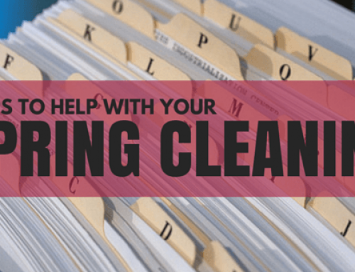 Spring Cleaning is Here! 5 Tips to Get Organized Before Summer