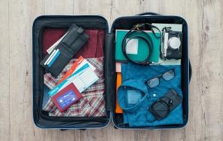 Travel hacks and tips from Tonia Tomlin