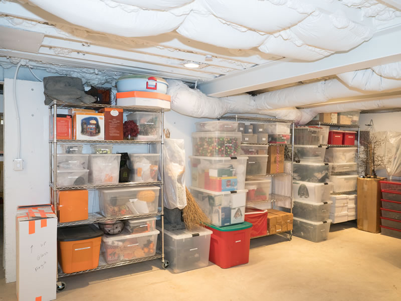 Organized Garage in Coppell