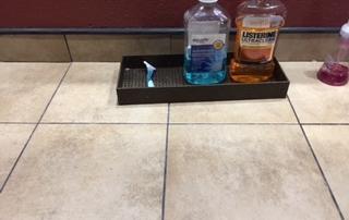 After Pix Bathroom Countertop