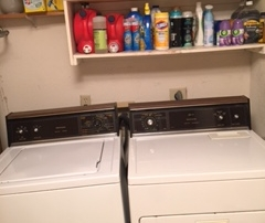 After Pix Lila Laundry Room