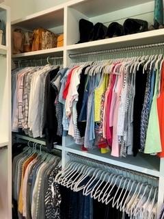 Lindsey Closet After