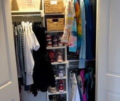 Lindsey Closet After