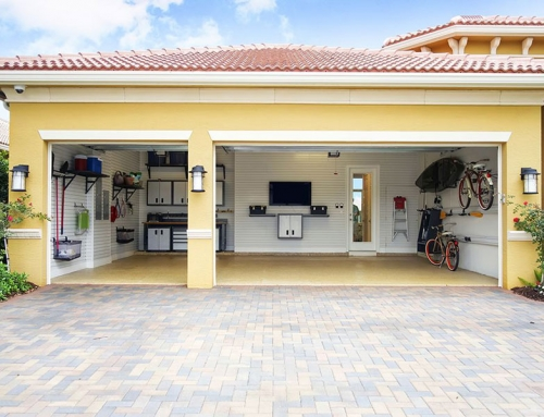 Fall Garage Organization Tips