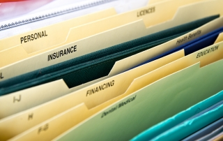 personal filing organization tips