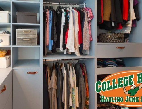 Springtime is Here, Time to Clean Out That Attic or Storage Closet!
