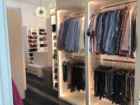 Laura Morgan Closet Organization