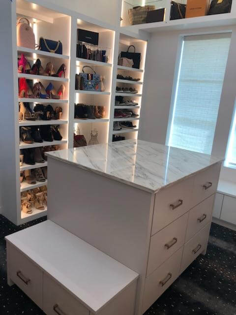 Laura Morgan Closet Organization