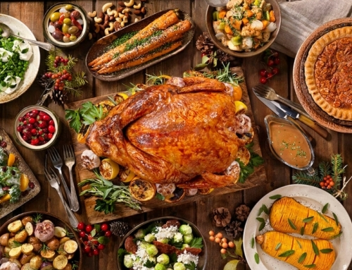 Getting Organized for the Holidays – Thanksgiving Prep