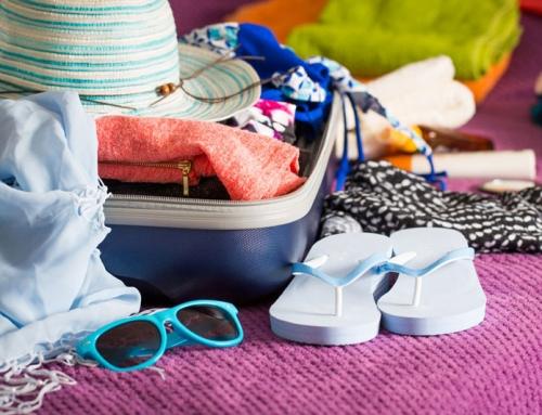 Spring Break Packing Tips