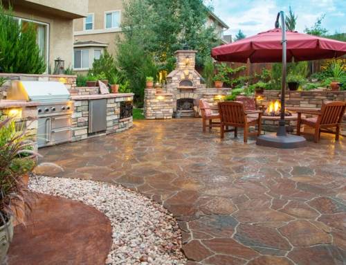 Backyard Butler Will Make Your Outdoor Investments Sparkle