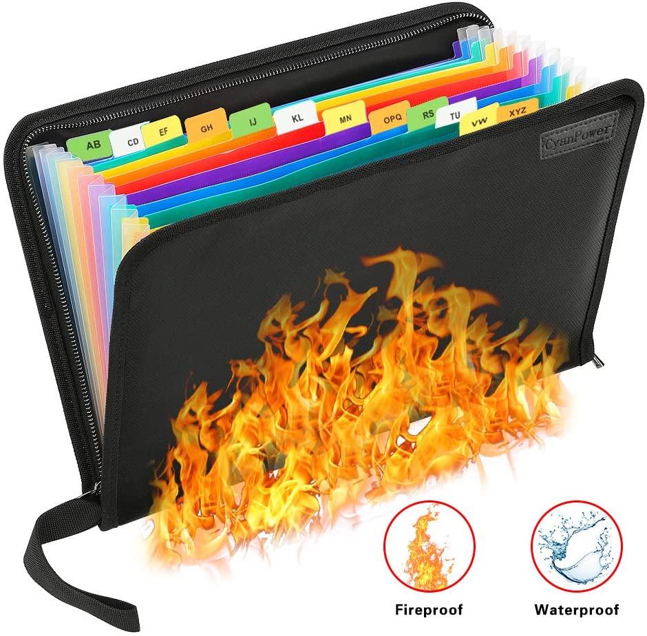 fireproof-folder