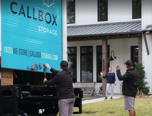 Callbox Storage Makes the Moving and Storage Process Simple