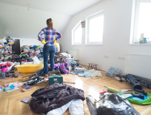 Where to Start With Organizing – When Everything is a Mess!
