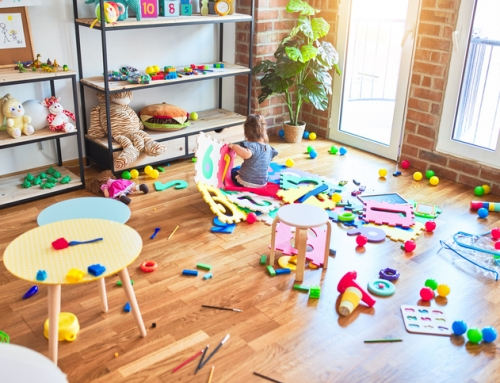 """Organizing Your Clutter """"Hot Spots"""""""