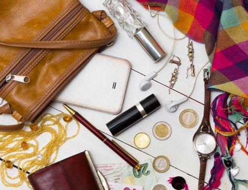 Purse and Bag Organization