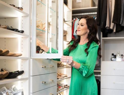 Featured Project: Custom Closet Design & Organizing in Allen, TX!