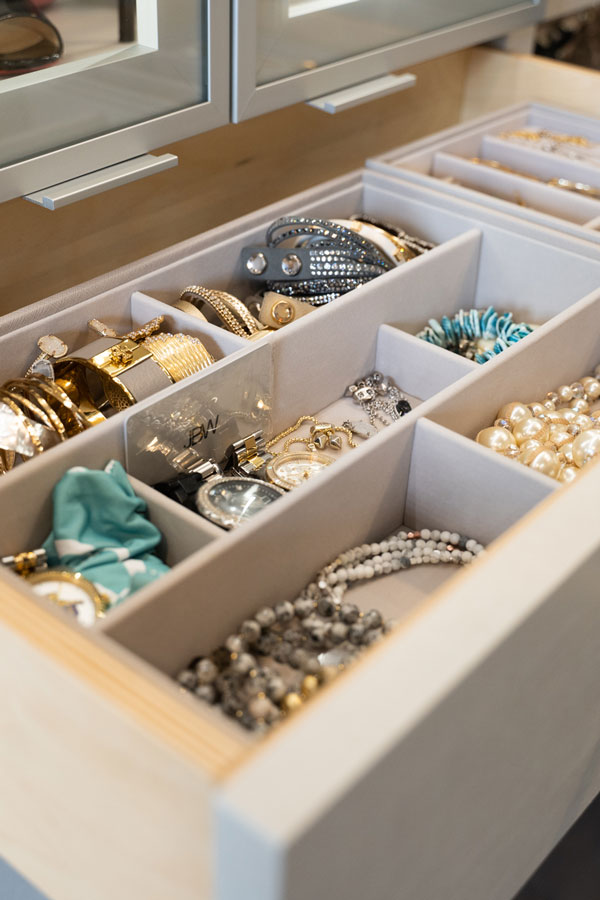 Jewelry Organizer Drawer - custom - allen tx