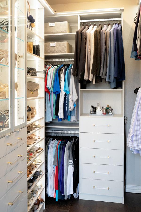 Custom Closet Design Allen TX